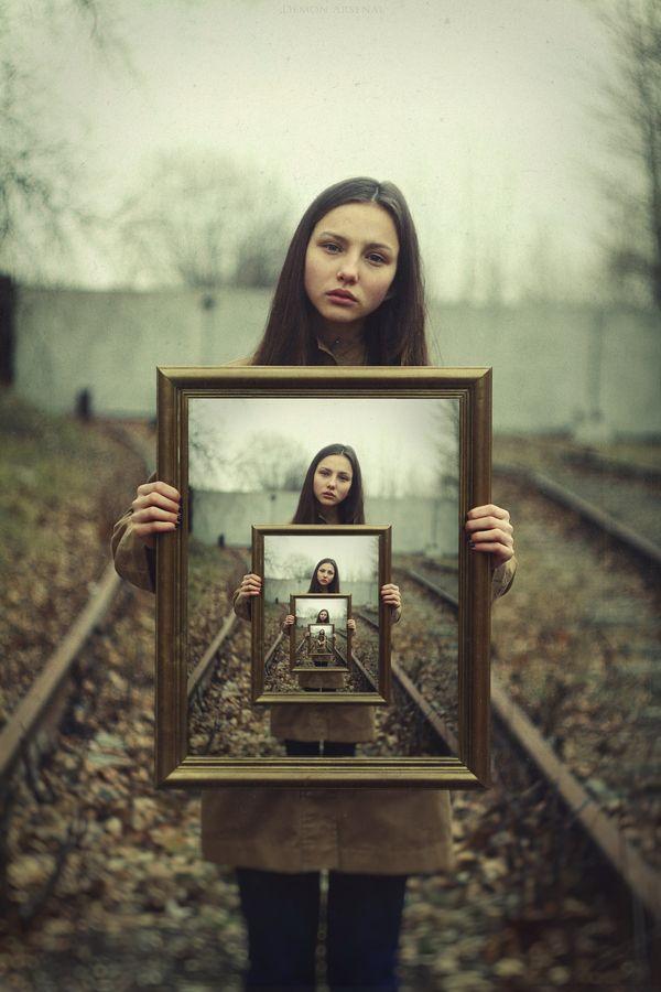 Outside Mirror Ideas