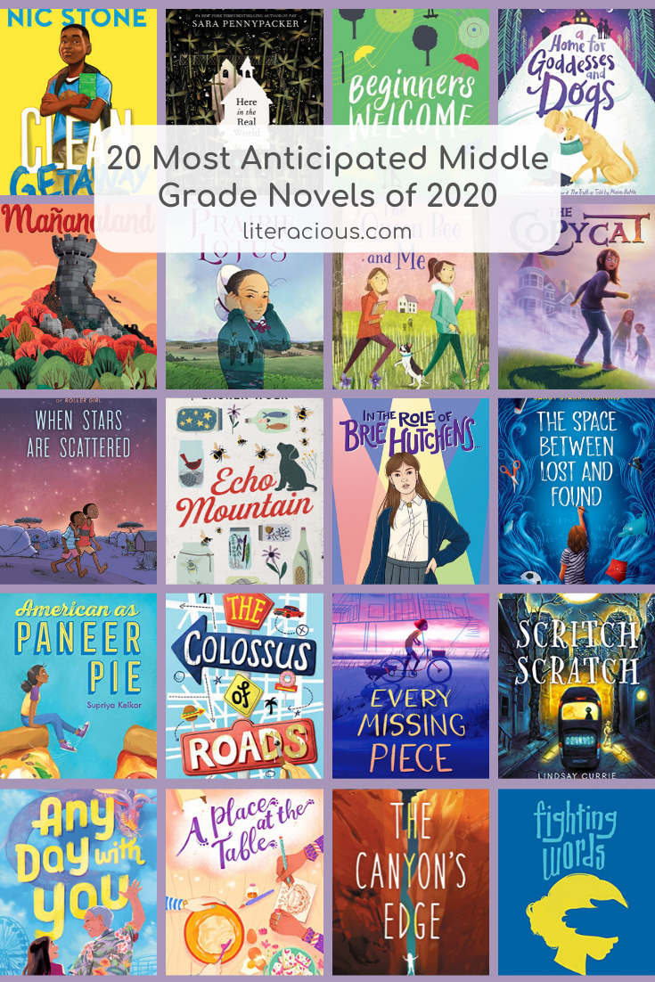 20 Most Anticipated Middle Grade Novels of 2020 is part of Middle grade books, Middle grades reading, Books for autistic children, Middle grades, Multicultural books, Easy chapter books - 20 Most Anticipated Middle Grade Novels of 2020 is a host of titles beign released by authors I've read before and loved! Here's to adding more to my TBR!