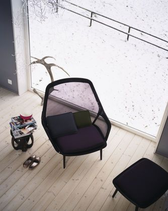 The Slow Chair By The Bouroullec Brothers Offers Superb Comfort. Lounge ...