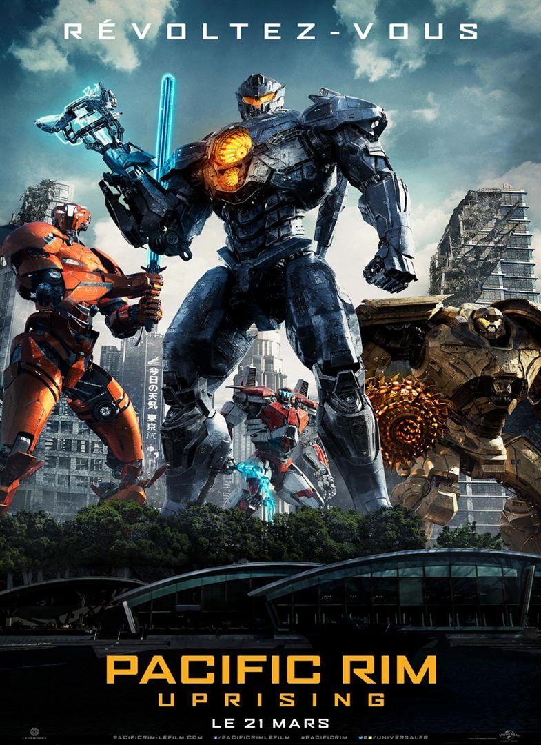 Pacific Rim Uprising De Steven S Deknight 2017 Dvd Filature Pacific Rim Full Movies Online Free Free Movies Online