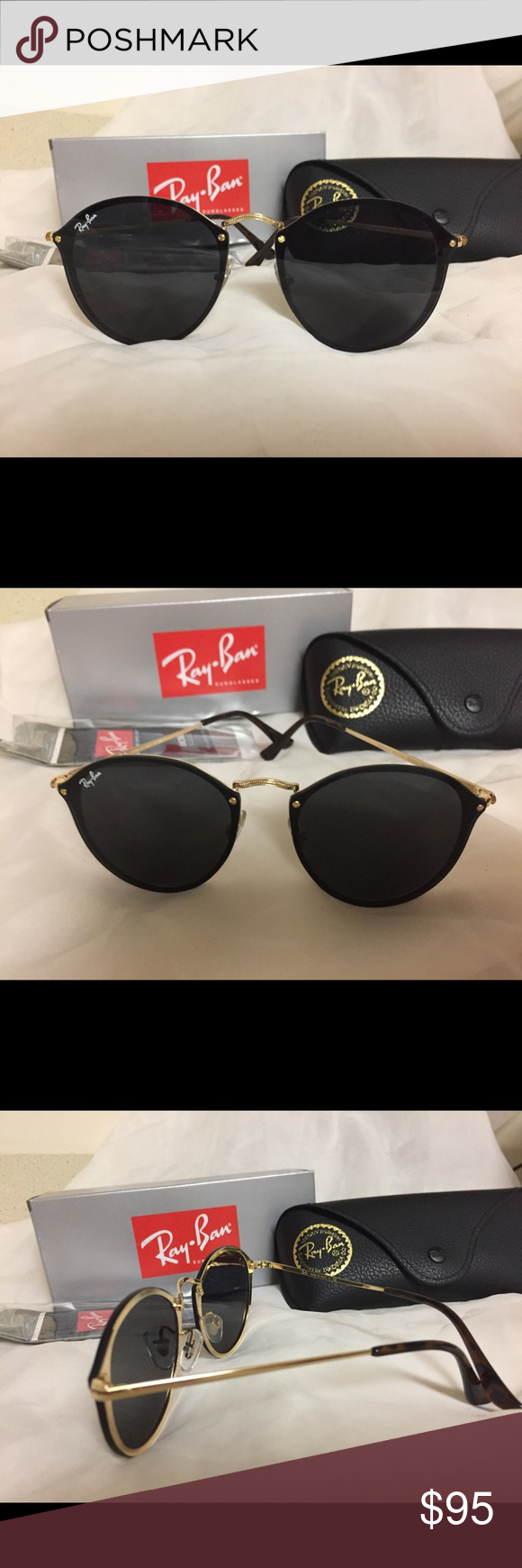 93605fac56669 Ray Ban Blaze Round 💯 % Authentic and brand new blaze round lenses. Model
