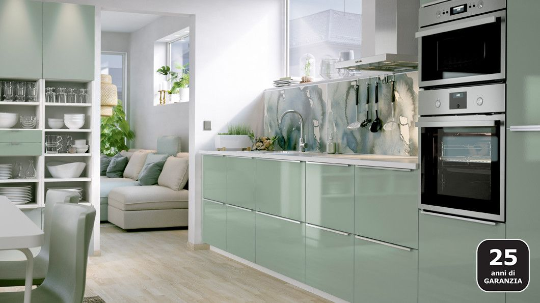 Cucine: Diversi stili e Qualità - IKEA | Interior | Pinterest | Ikea ...