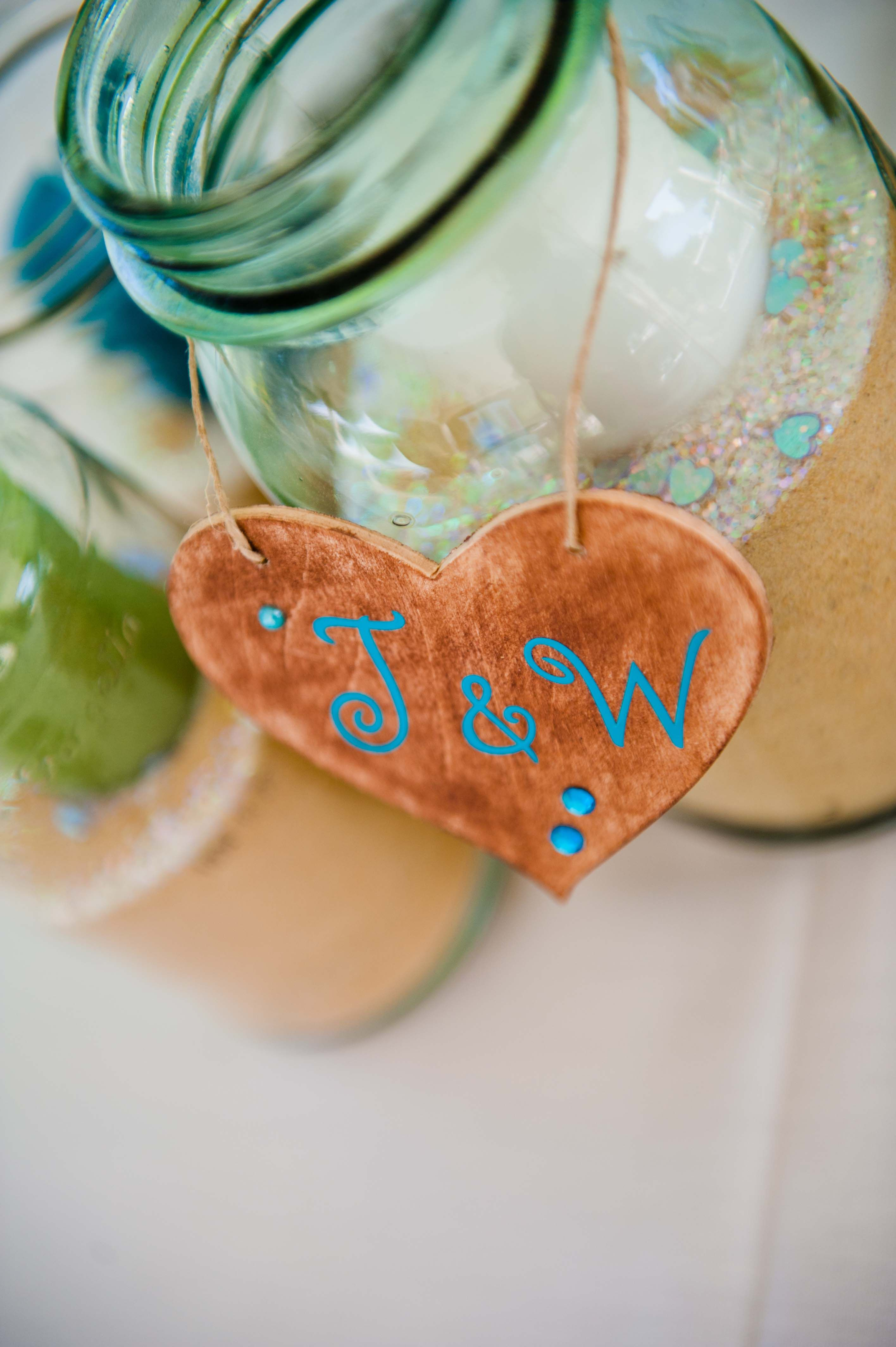 DIY center pieces  #weddings