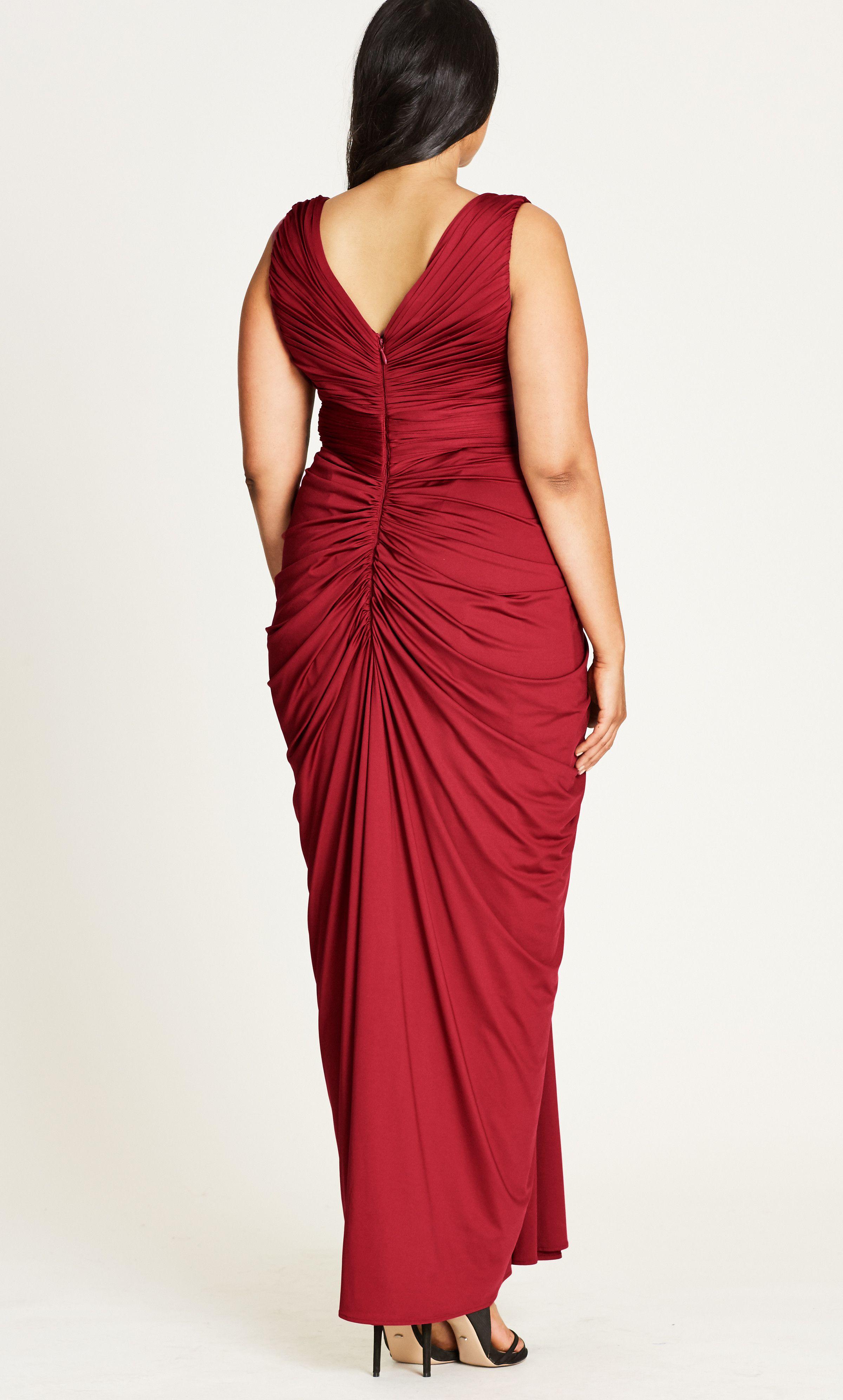 Shop Women's Plus Size Seduce Me Plus Size Maxi Dress   City Chic ...