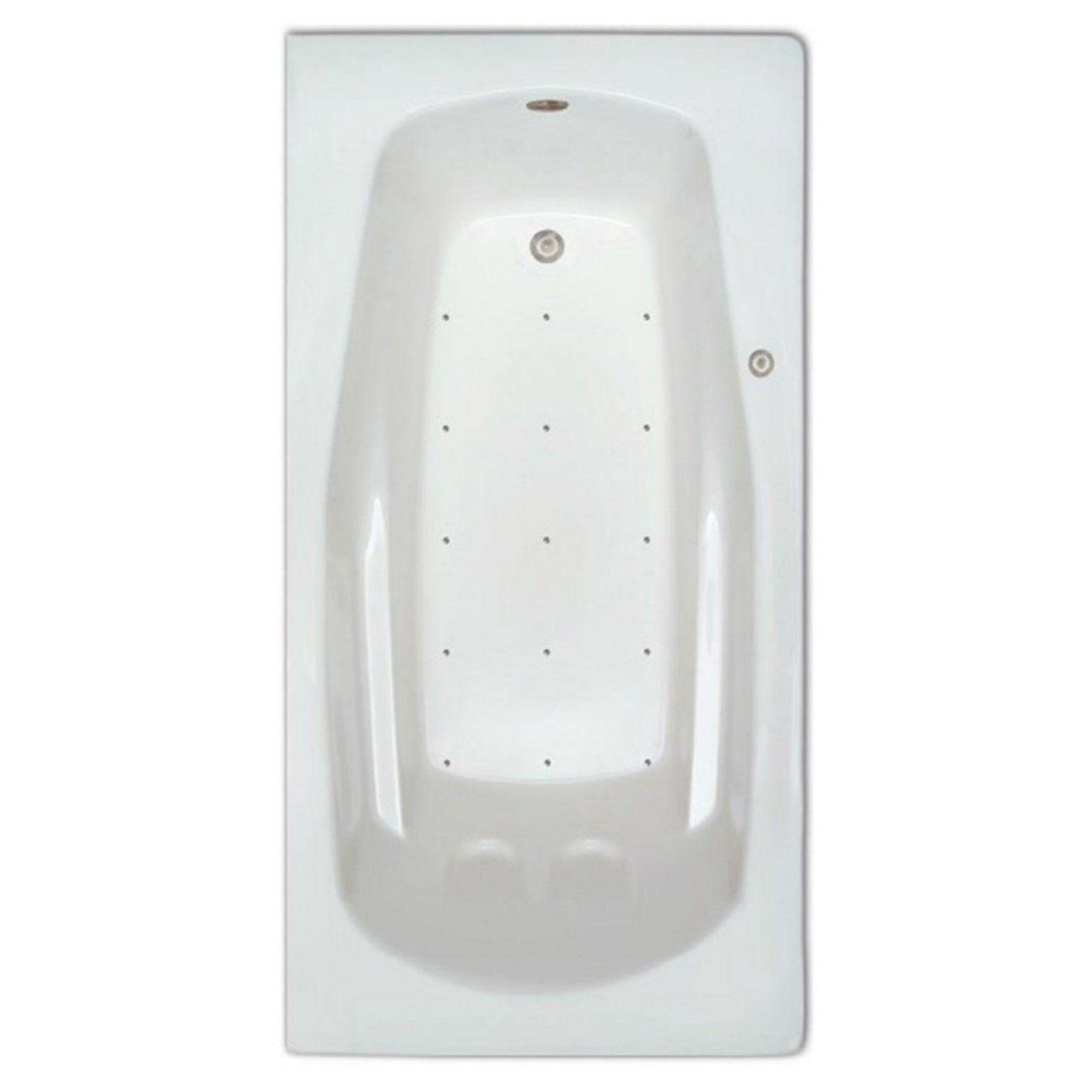 Signature Bath LPI19-A Drop-In Air Massage Tub - LPI19-A-LD ...