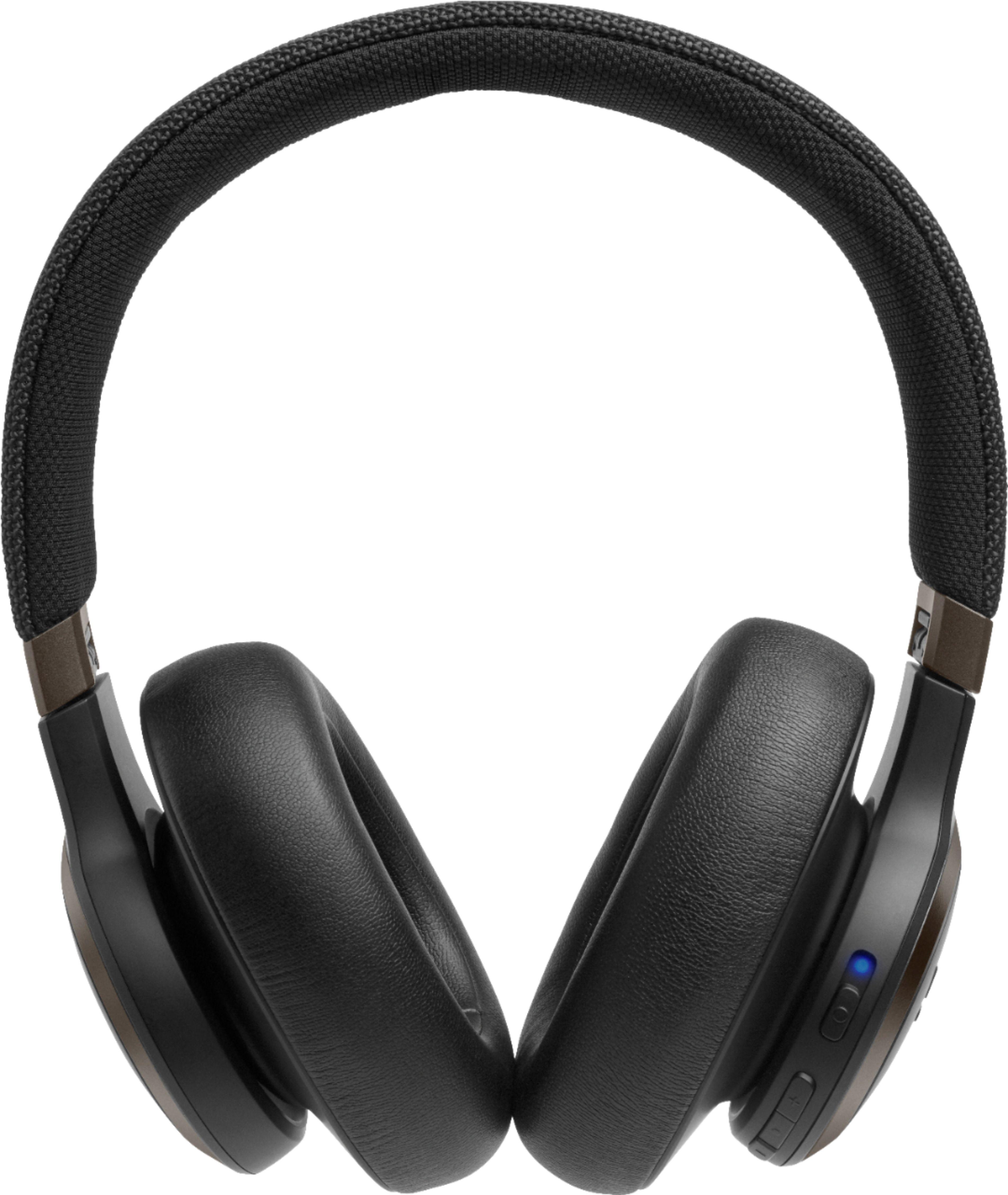 JBL LIVE 650BTNC Wireless Noise Cancelling OvertheEar