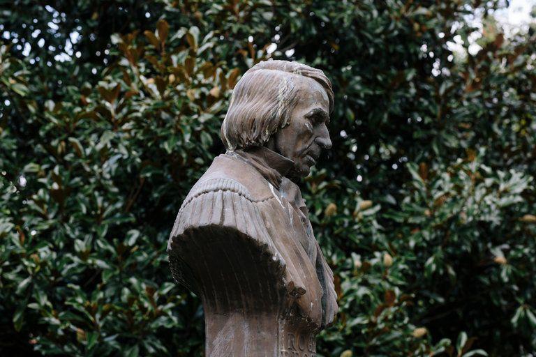 He Denied Blacks Citizenship. Now a City Is Deciding His Statue's Fate. - The…