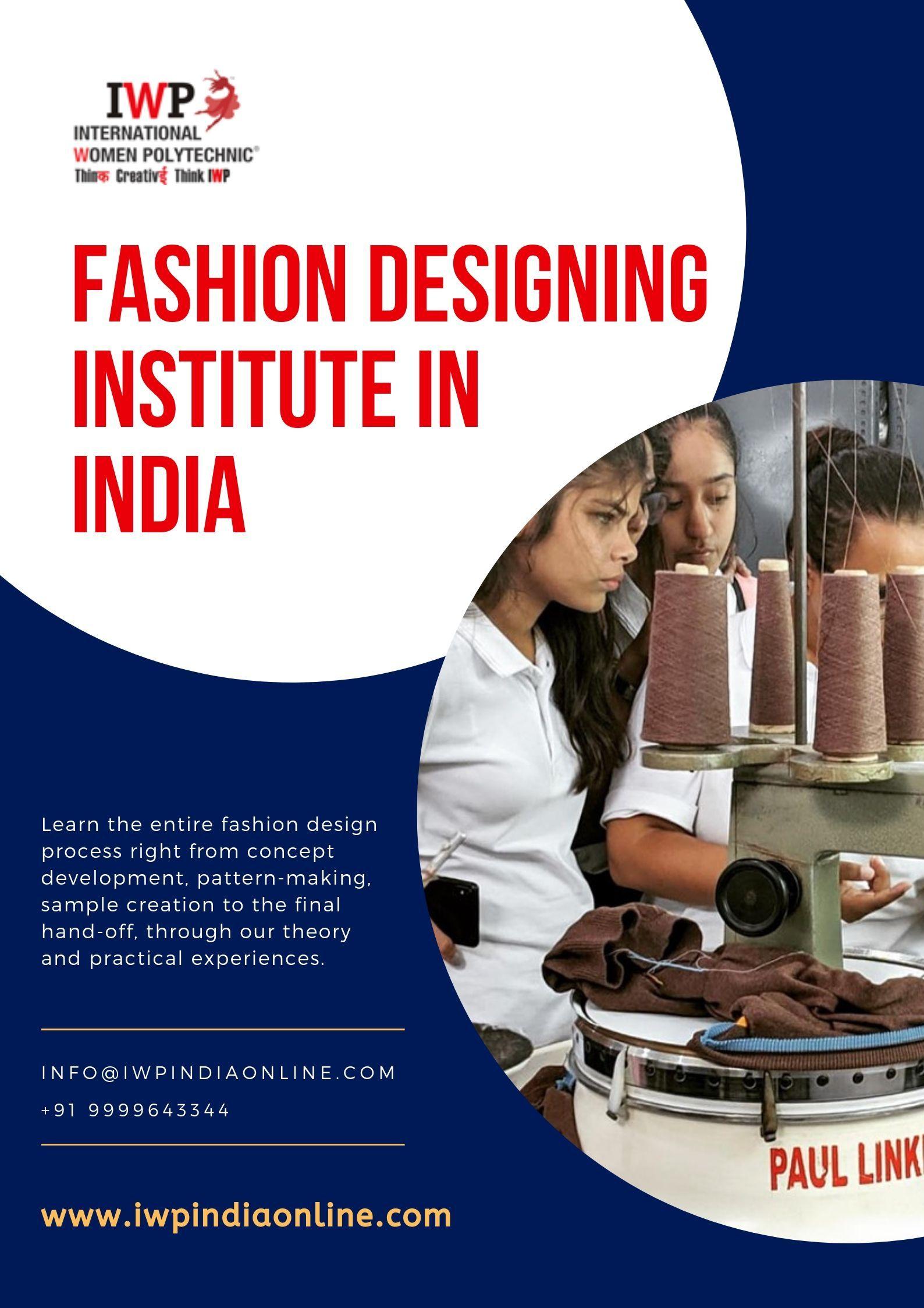 Fashion Designing Institute In India Fashion Designing Institute Fashion Designing Colleges Fashion Design