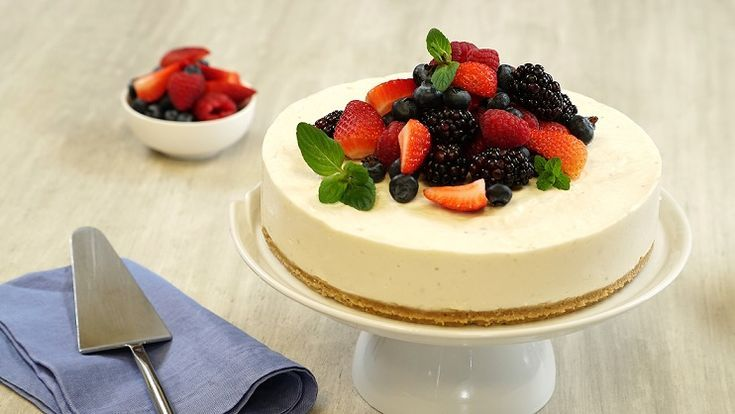 Cheesecake Sin Horno Sandwiches #turtlecheesecakerecipes