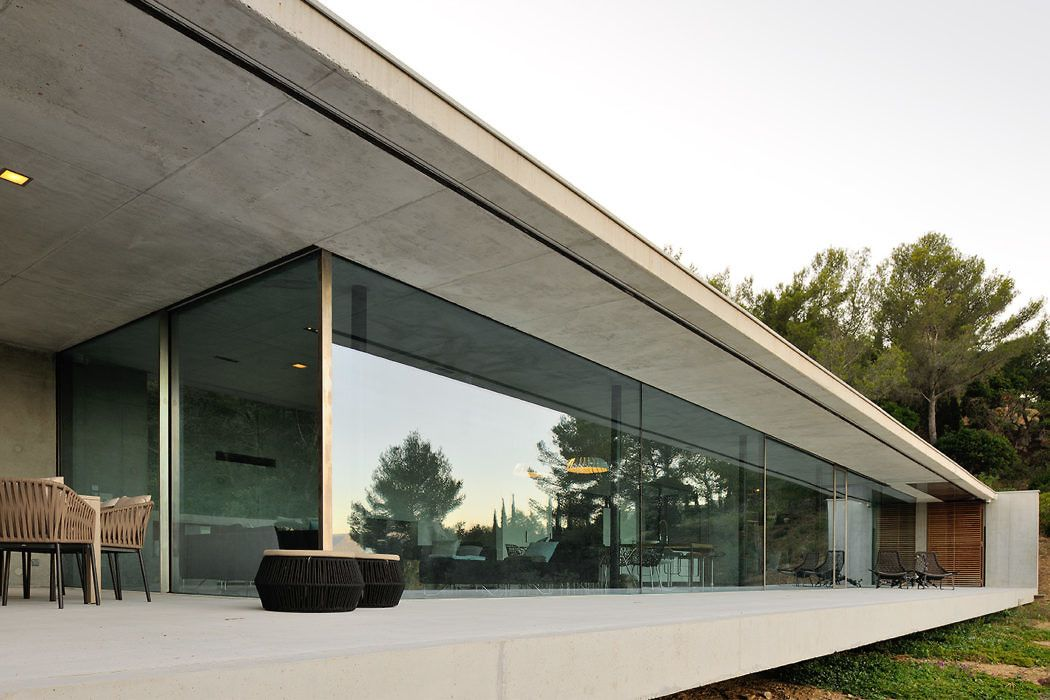 Minimalist single family house located in Southern France, designed on marseille france beach house, venice house, athens house, ukraine house, england house, israel house, barcelona house, nice house, monaco house, bordeaux house, norway house,