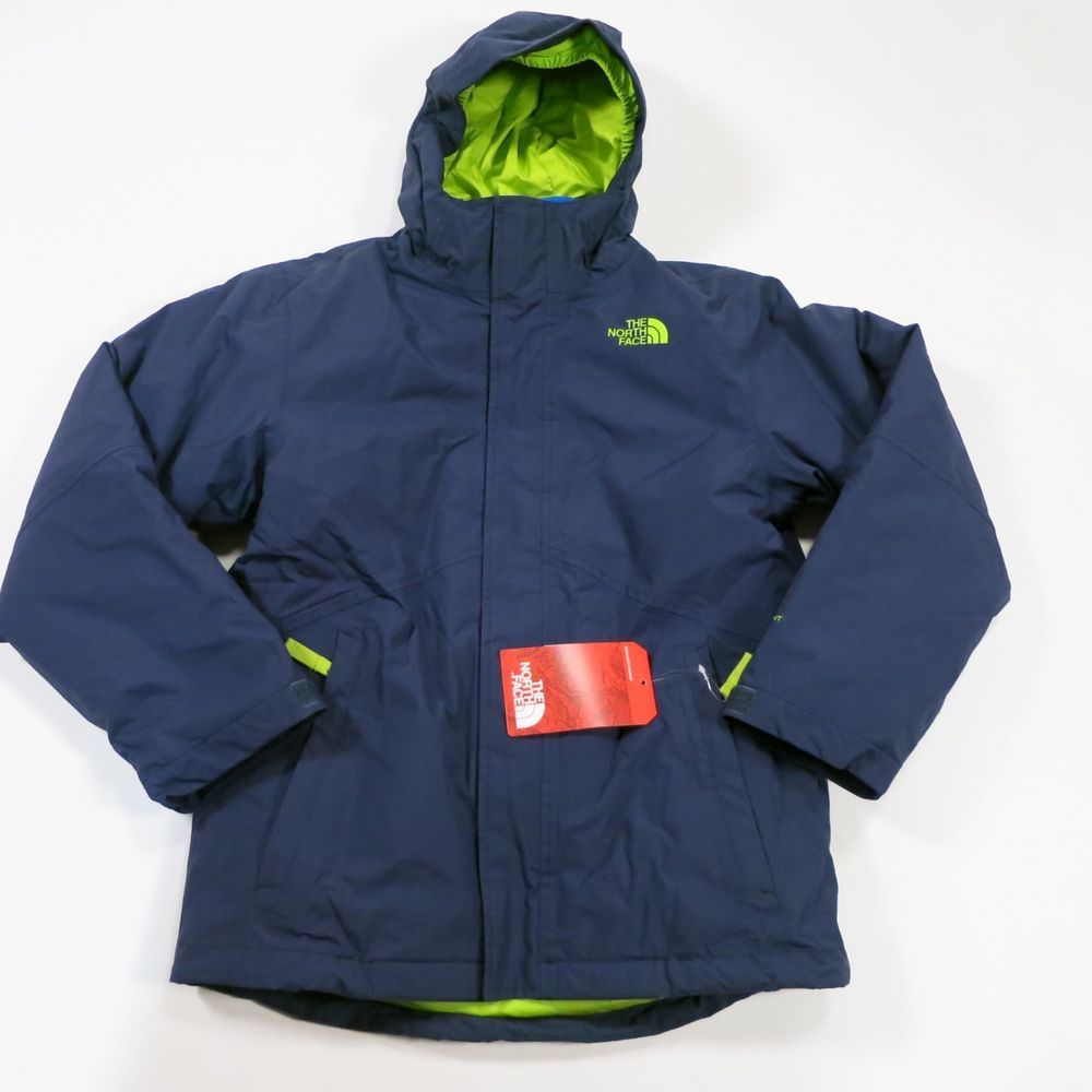 598045913 eBay #Sponsored $170 The North Face Boys Boundary Triclimate Jacket ...