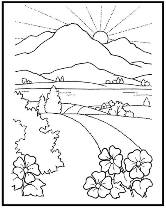 Printable Quote Coloring Coloring Printables Coloring Jurnalistikonline Com Coloring Pages Nature Free Coloring Pages Coloring Pages