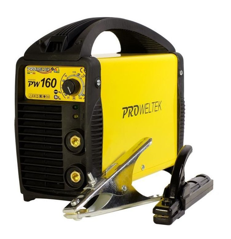 Photo of PROWELTEK Poste a souder Inverter PW 160 – 160 amperes