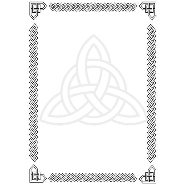 free celtic border clipart unique designs to download design tips rh pinterest com celtic border clipart free celtic knot border clipart