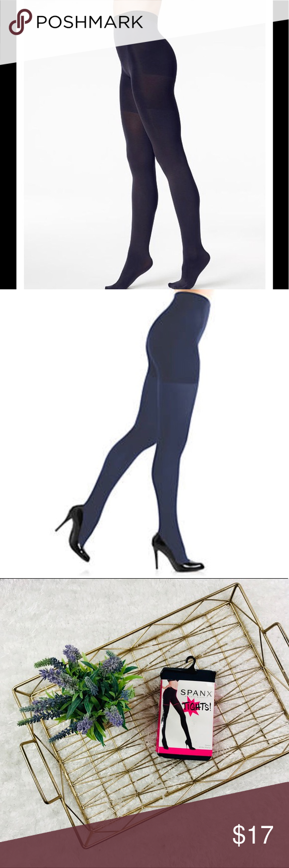 52155d820c1 NWB SPANX Original Tights in Nightcap Navy Size G NEW WITH BOX! Spanx  Original Shaping