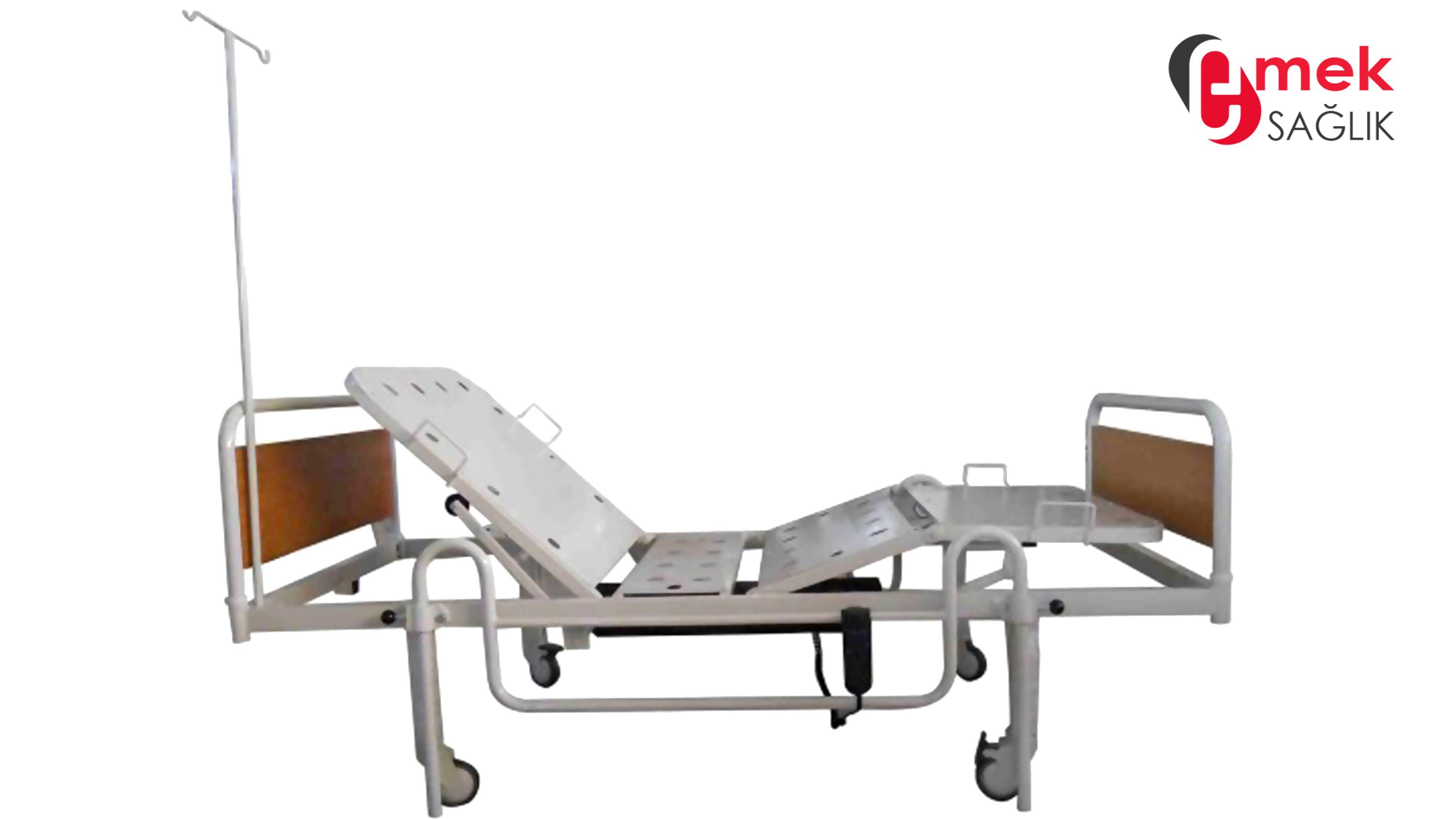 Kiralık 2 motorlu hasta karyolası Karyola, Ürünler, Yatak