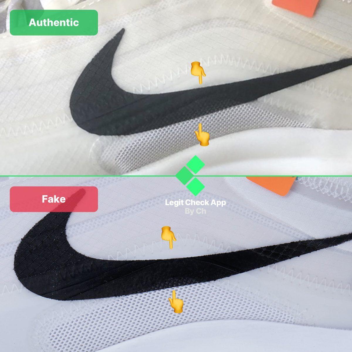 Off White Air Max 97 Og Aj4585 100 Real Vs Fake Guide In 2020 Air Max 97 Air Max Nike Swoosh Logo