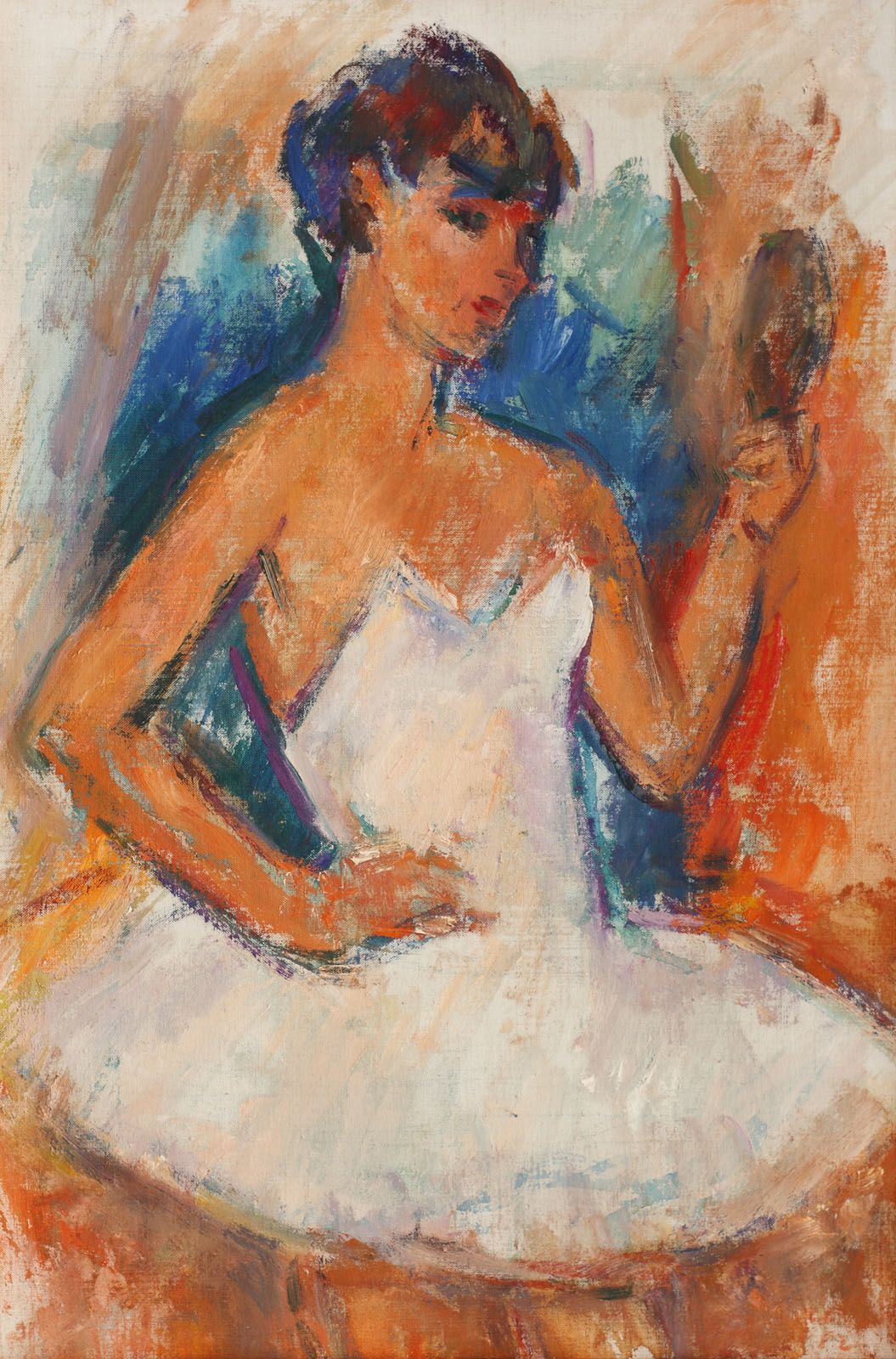 Ion musceleanu ballerina http lavacow com current auctions