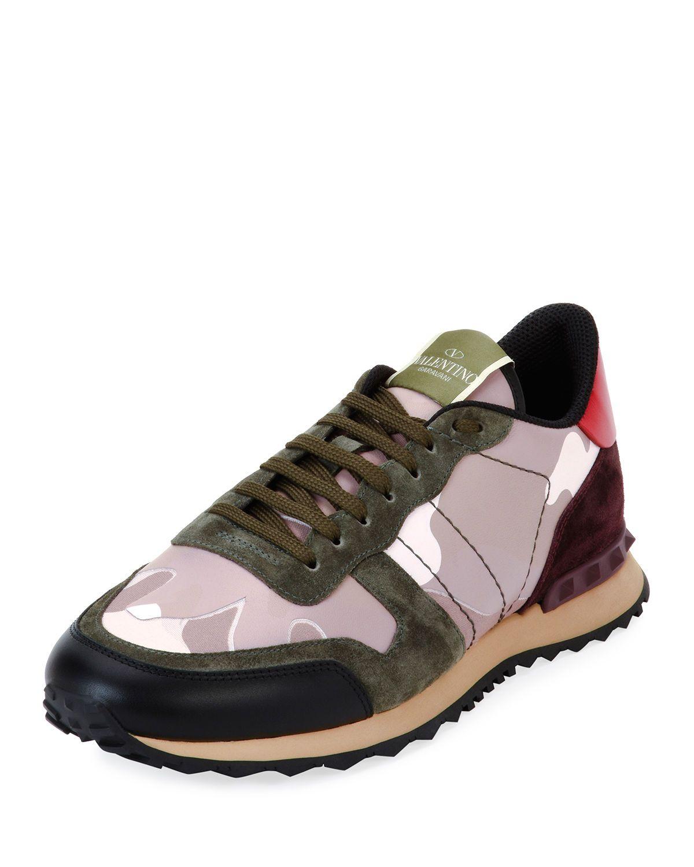 Sneakers, Prada men, Valentino men