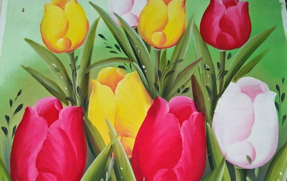 34 Lukisan Bunga Yg Mudah Ditiru Sketsa Bunga Februari 2019 Download 50 Contoh Gambar Lukisan Bunga Sederhana Yang Indah Di Di 2020 Bunga Lukisan Bunga Lukisan