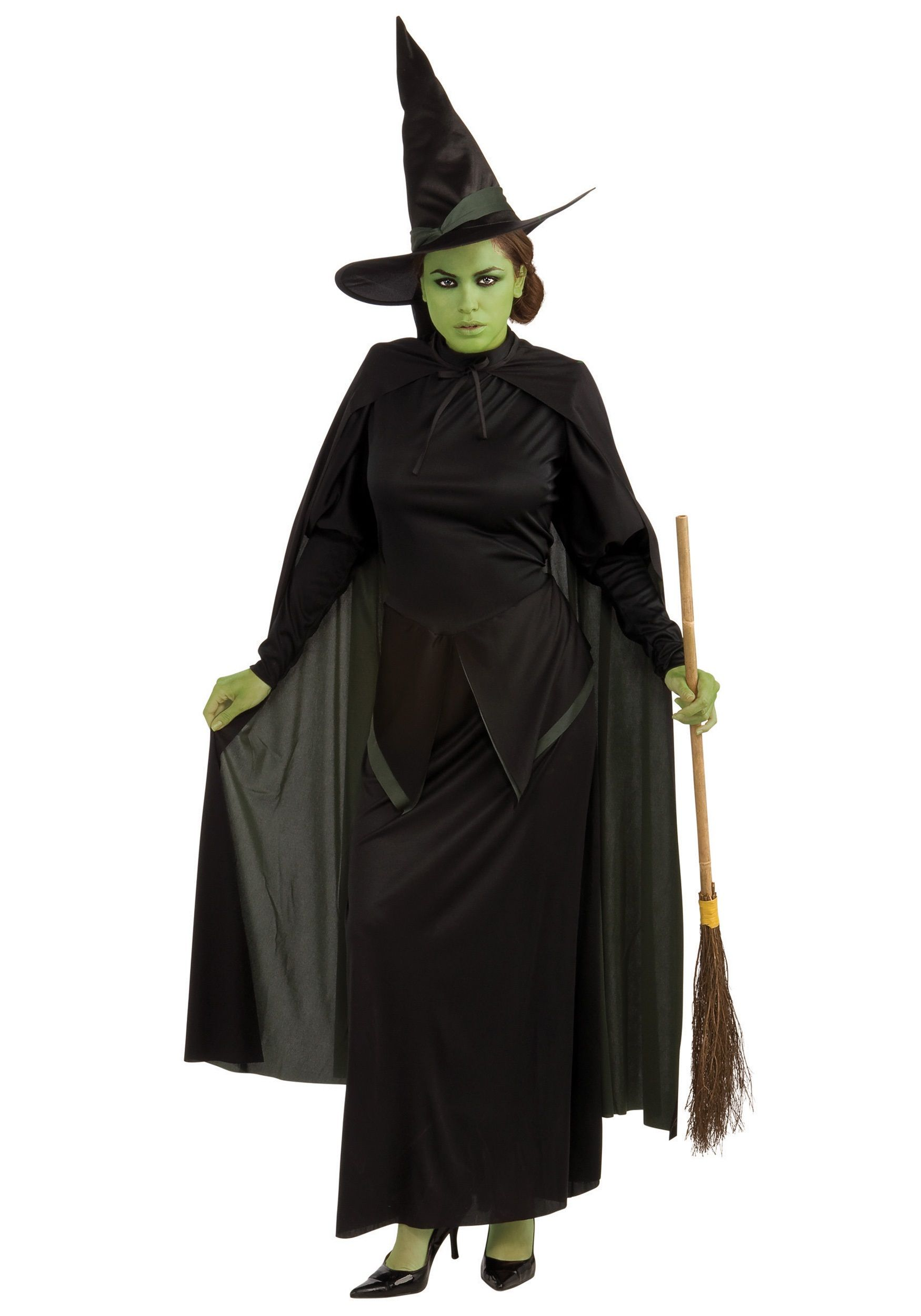 witch on broom real - Google Search | Haunted house | Pinterest