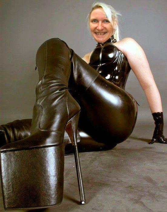 Mistress Silke Boot Ladys Pinterest Woman