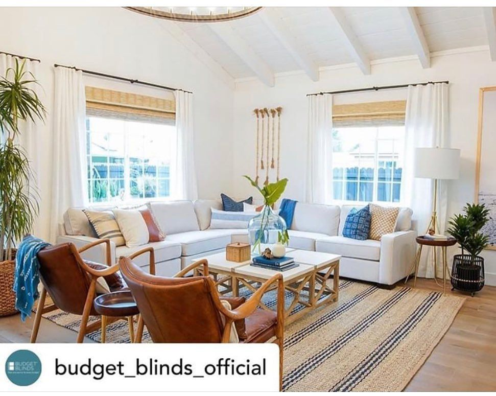 Budget Blinds Of Utica On Instagram On Last Week S Episode Of Extreme Makeover Home Ed In 2020 Living Room Designs Extreme Makeover Home Edition Coastal Living Room