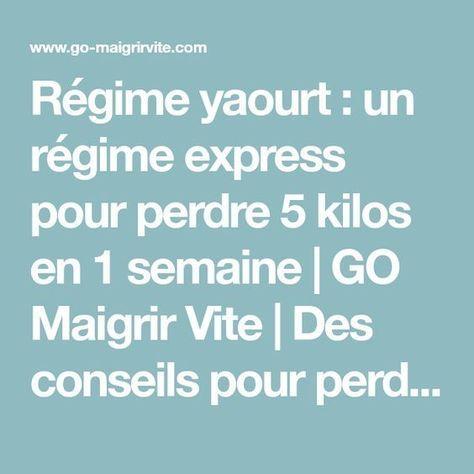 J'aime maigrir sans me priver   Regime yaourt, Maigrir