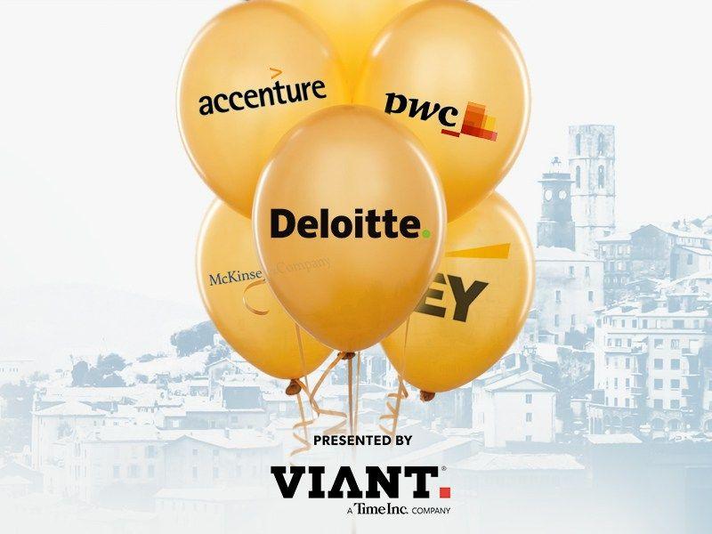 Accenture, Deloitte and McKinsey are adding a new dimension