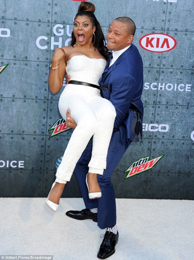 Empire Couples Dating In Real Life Taraji And Terrence Dance