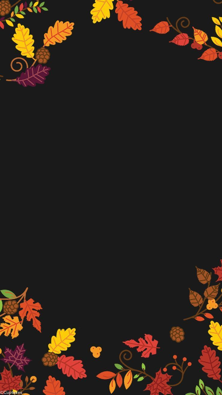 besten 25 Thanksgiving Wallpaper Ideen auf #octoberwallpaperiphone
