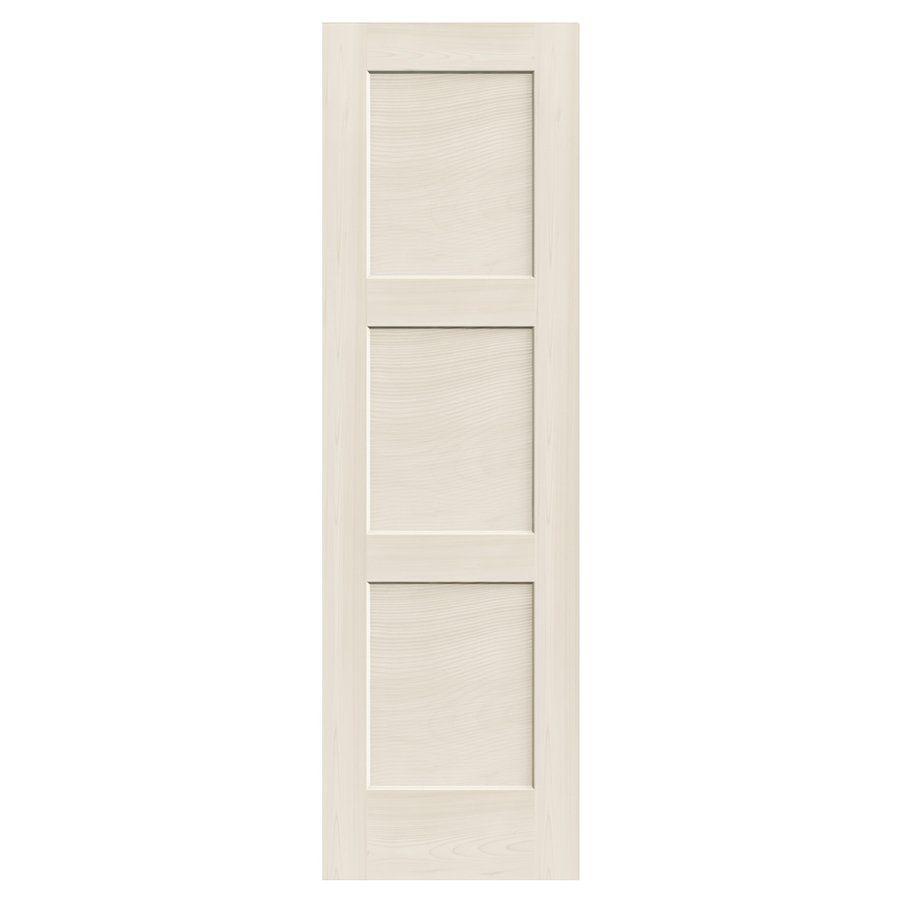 ReliaBilt 3-Panel Solid Wood Interior Slab Door | Loweu0027s Canada  sc 1 st  Pinterest & ReliaBilt 3-Panel Solid Wood Interior Slab Door | Loweu0027s Canada ...