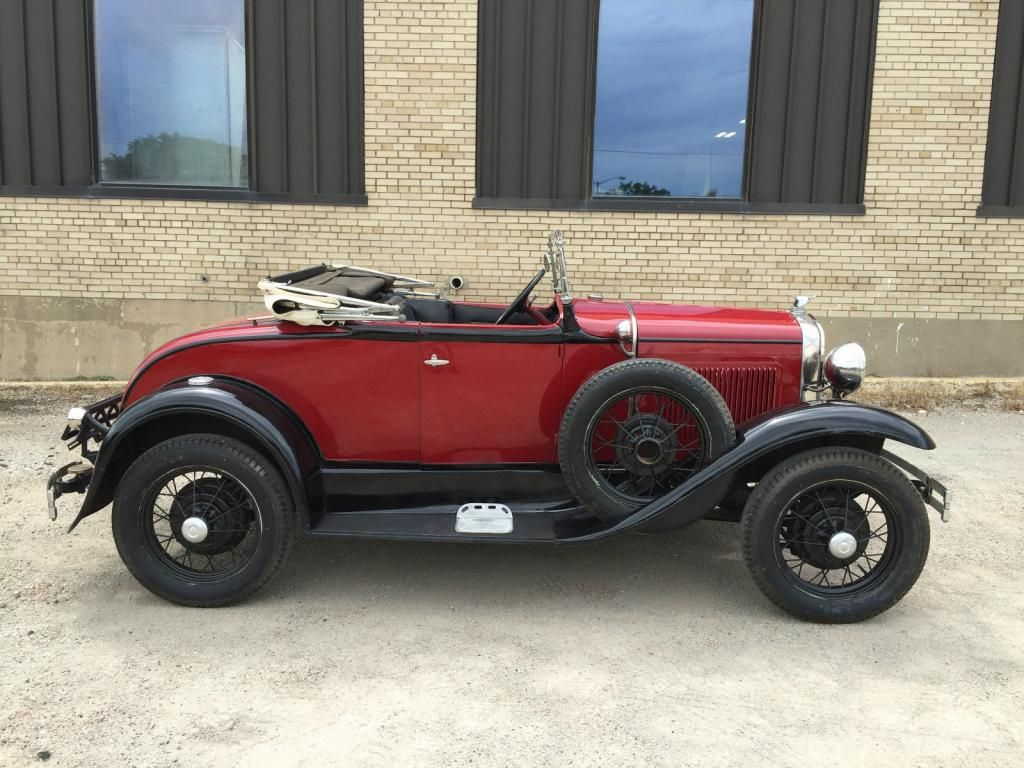 For Sale: 1931 Ford Model A | HotRodHotline.com | Hot Rod Hotline ...