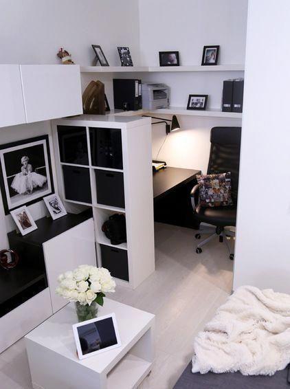 20 Ideen für das Home Office (moderner Stil und komfortabel) – Pandriva – Sınırsız Bilim
