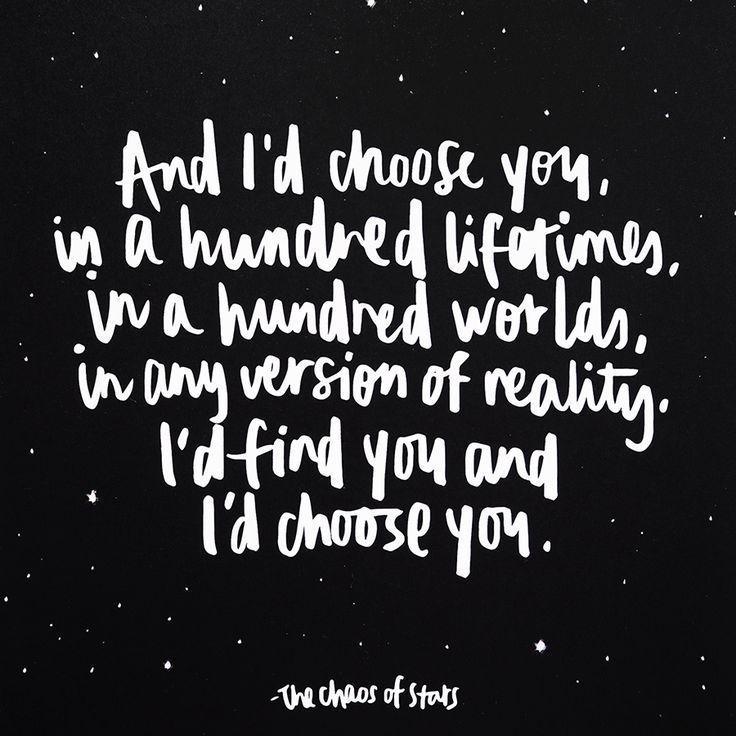 Image Result For I Choose You Quote Wedding