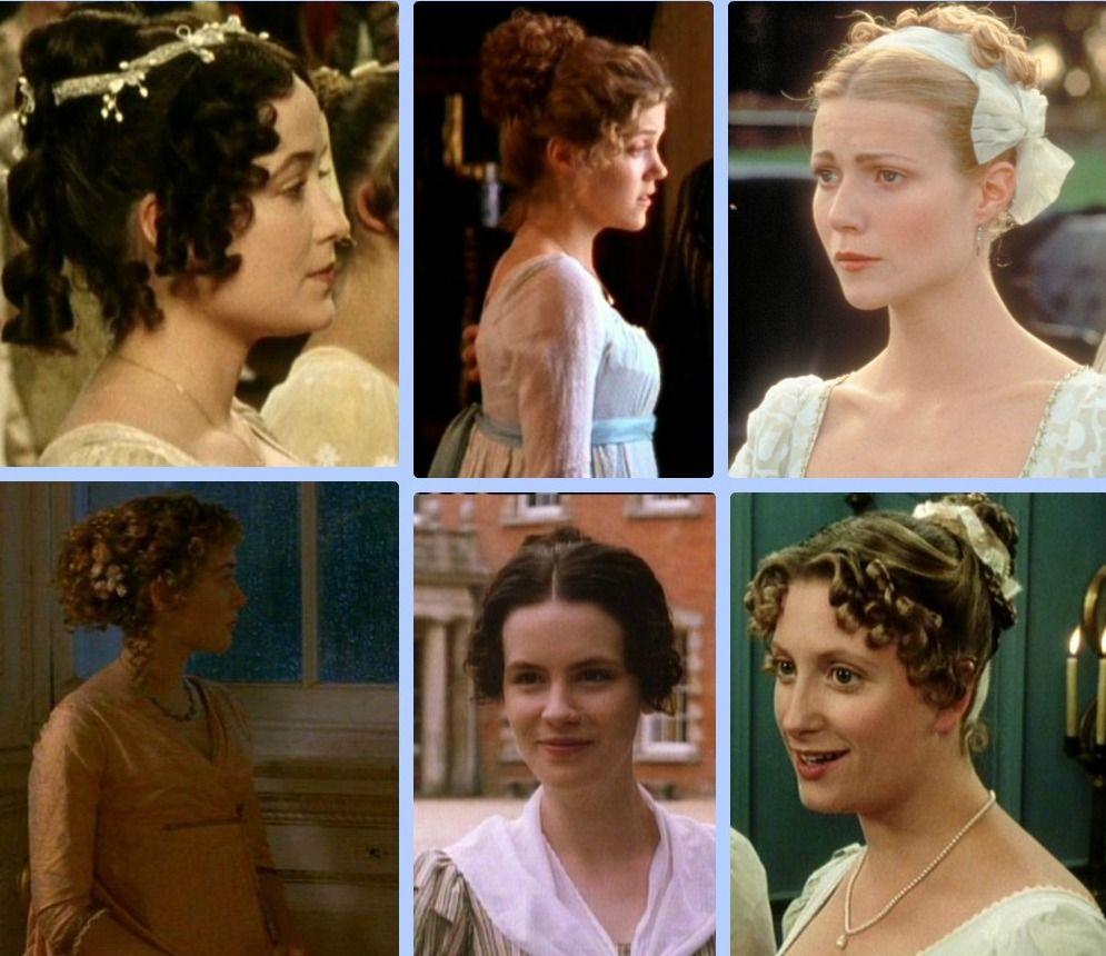 Incredible Regency Hairstyles Hair Styles Regency Era Fashion Natural Hairstyles Runnerswayorg