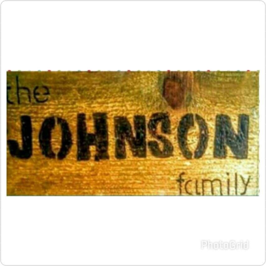 Woodburned Signs - Woodburn Family Name Sign - Woodburned Home Decor ...