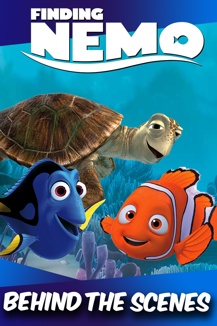 Finding Nemo is the story about of how Marlin's son Nemo