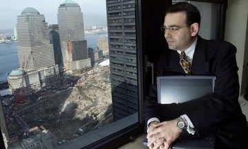 I Was On The 87th Floor Of The North Tower When The First Plane Hit On 9 11 North Tower First Plane Survivor