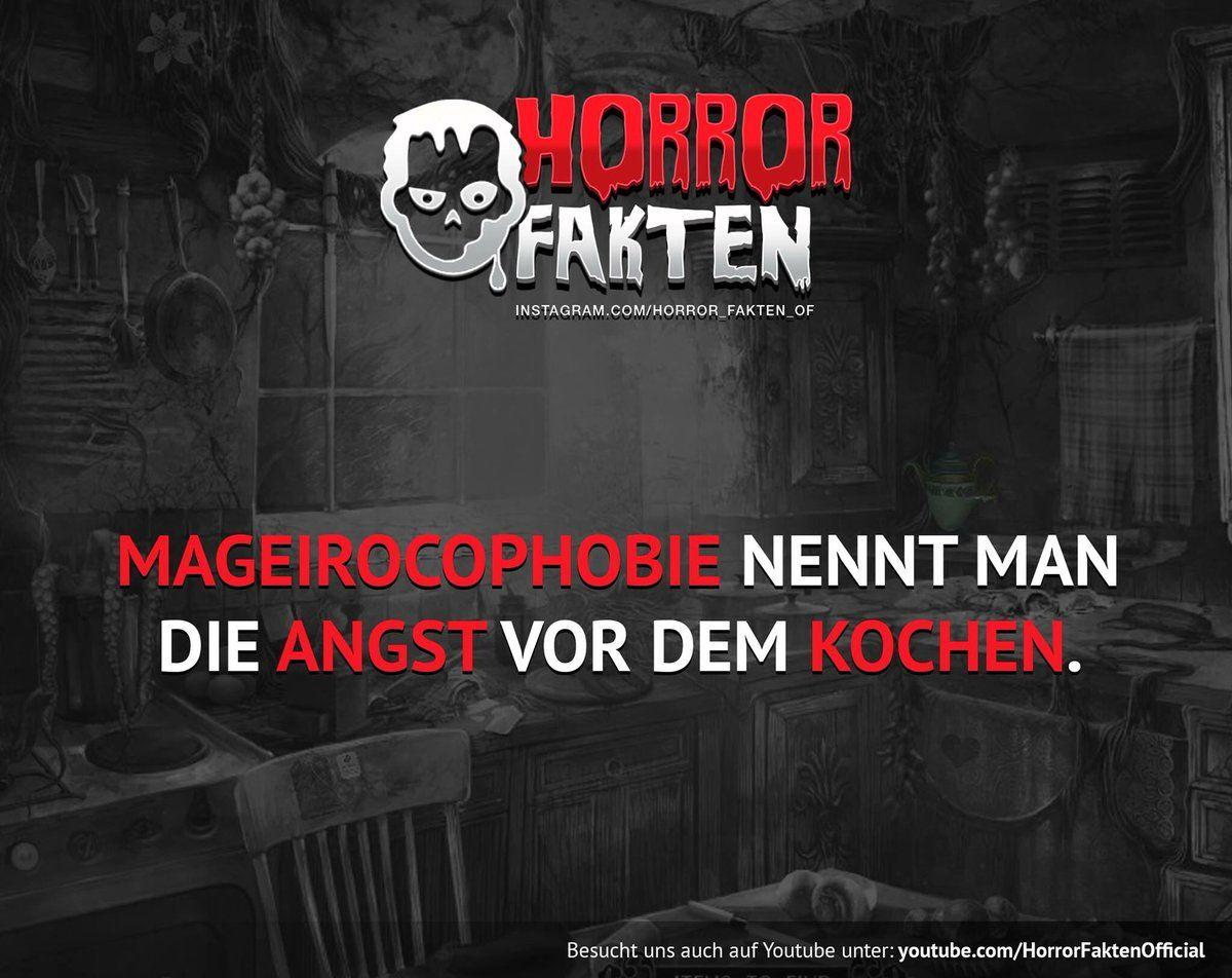 Horror Fakten (@HorrorFaktenOf) | Twitter | Facts | Horror ...