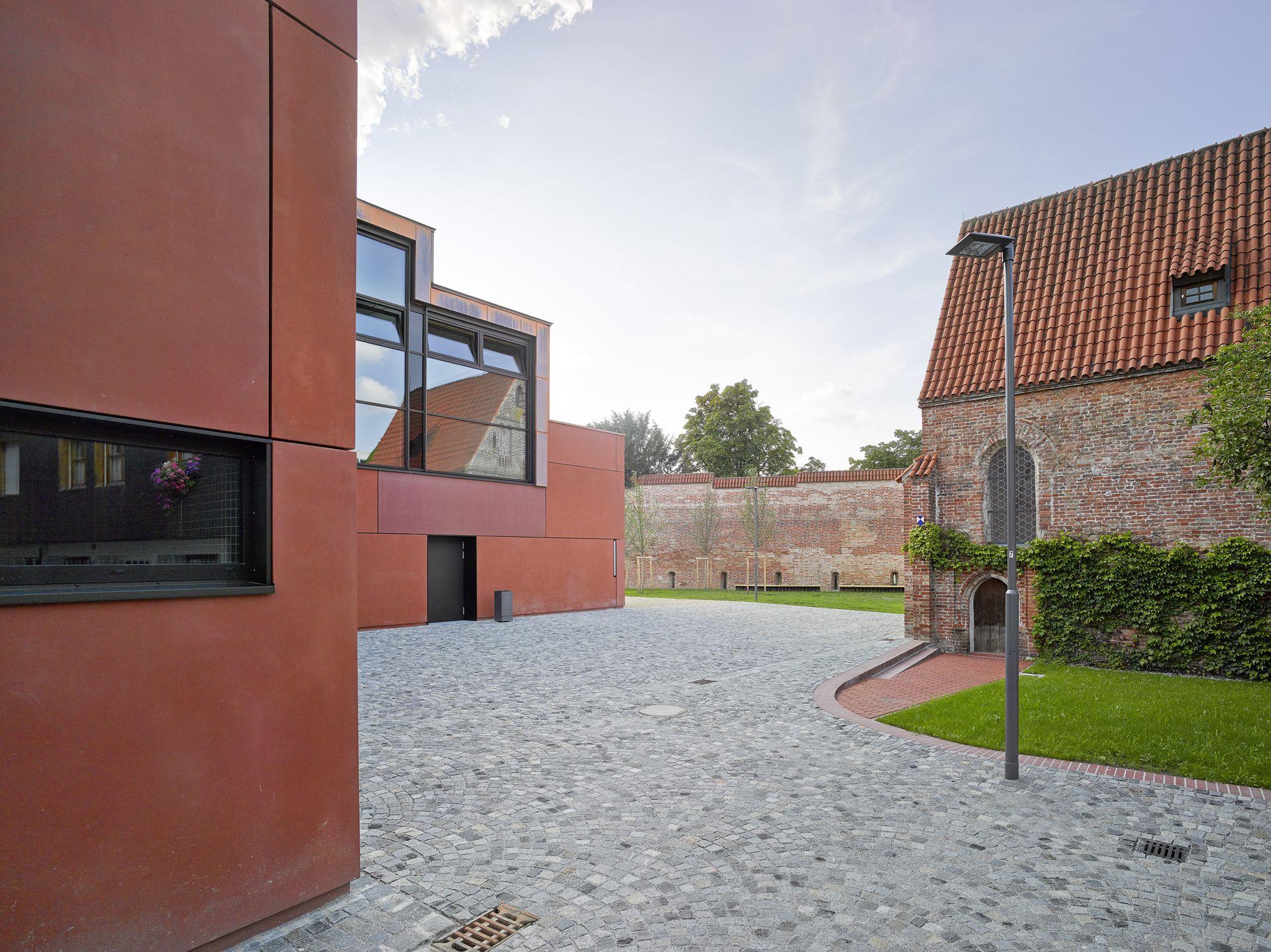 Architekten Landshut gymnasium in landshut by hirner riehl architekten hirner