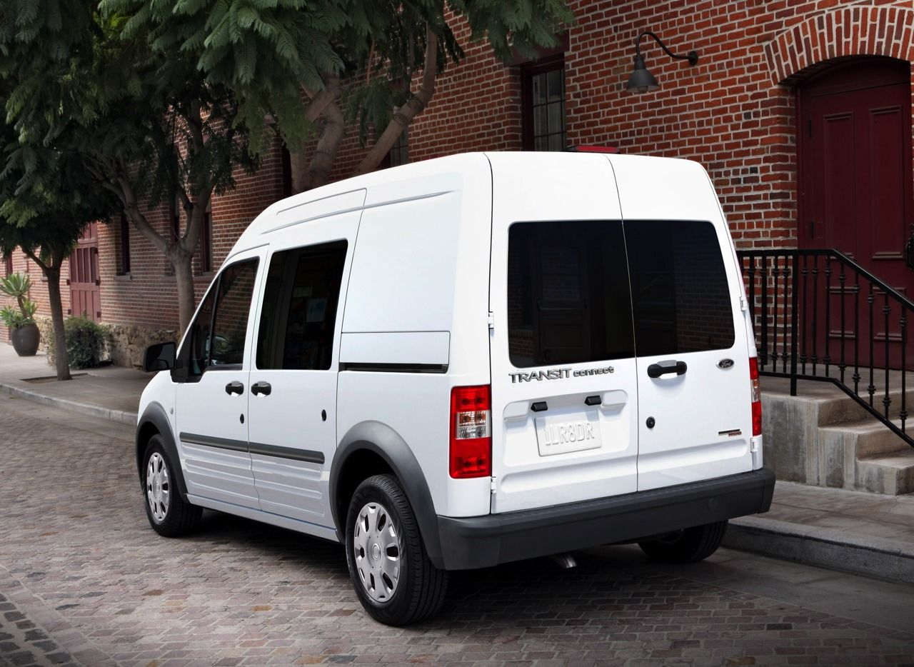 Review 2010 Ford Transit Connect Cargo Xl Ford Transit Cargo