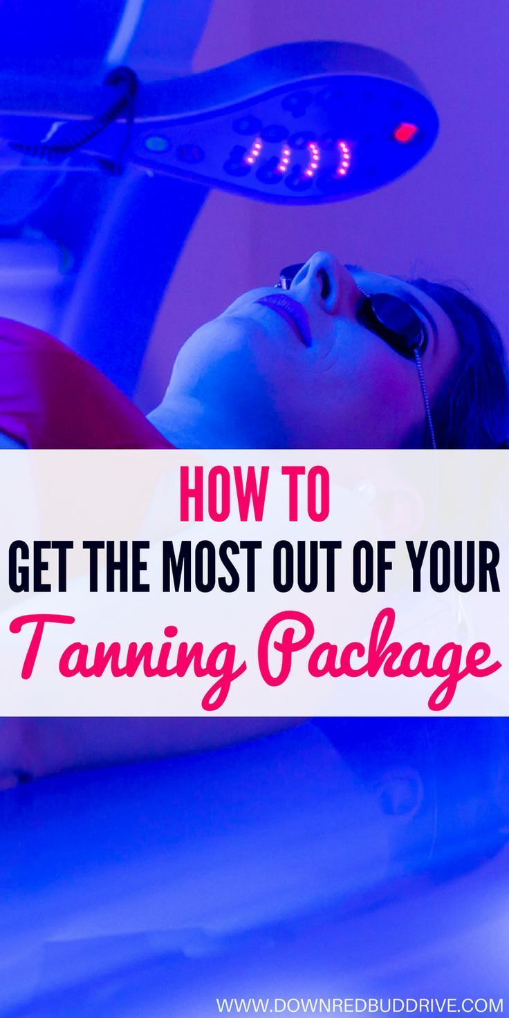 Indoor tanning how to get the most out of a tanning