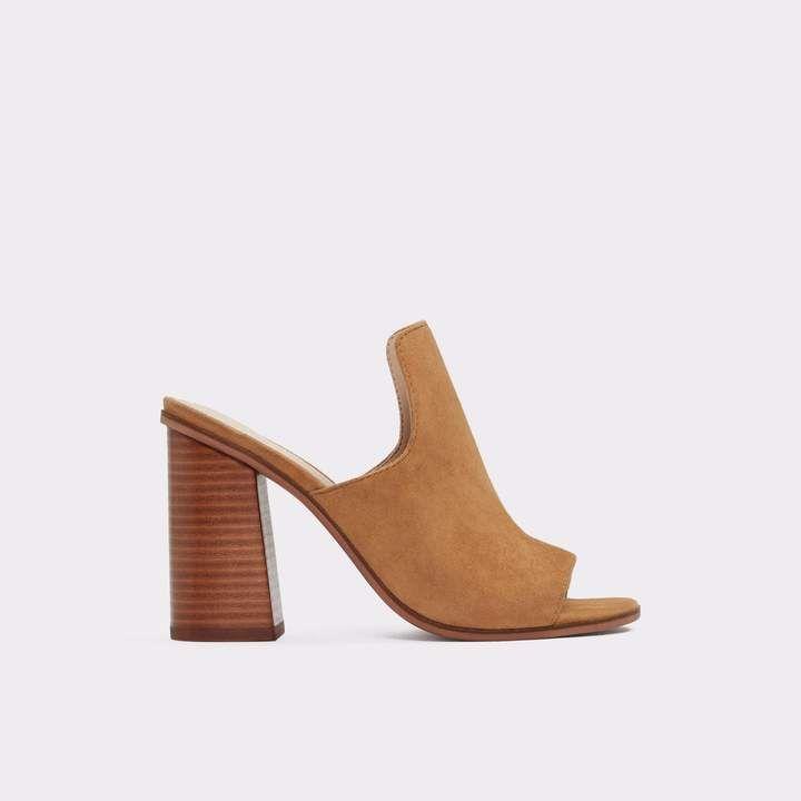 a530b66daff4d Aldo Legossa in 2019   Products   Heeled mules, Heels, Women's mules