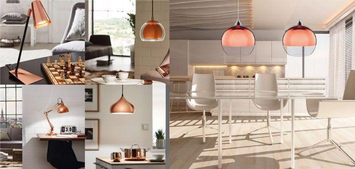 Lampy Miedziane Bogaty Wybór Lampa Do Salonu Domowe