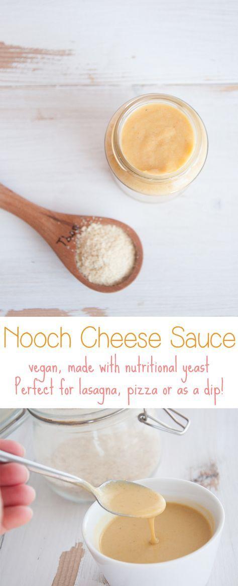Nooch Cheese Sauce Elephantasticvegan Com Nutritional Yeast Recipes Vegan Cheese Recipes Vegan Nutrition