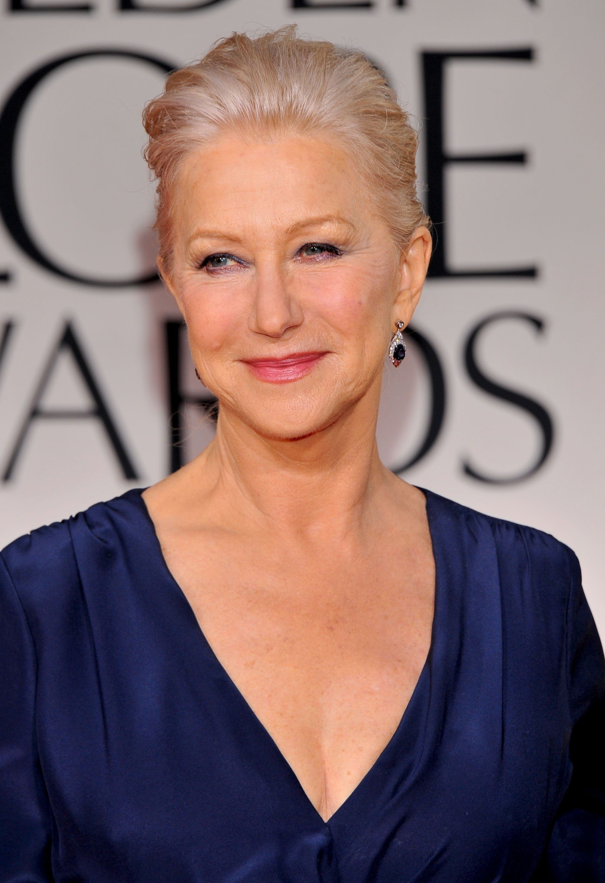 At 72 Helen Mirren Proves That Age Is Just A Number