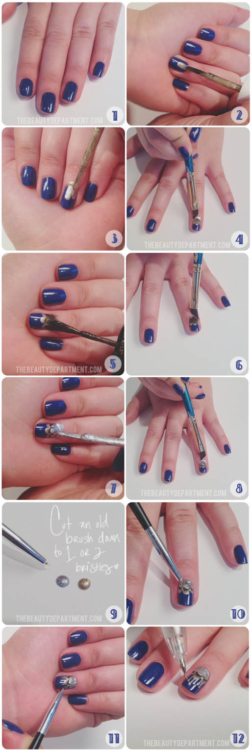 The great gatsby nails nails diy nail art tickets on sale now for the great gatsby nails nails diy nail art easy crafts diy ideas diy crafts do it yourself easy diy diy tips the great gatsby diy images do it yourself solutioingenieria Images