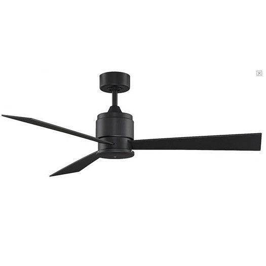 Fanimation 54 Zonix 3 Blade Ceiling Fan Black Ceiling Fan Modern Ceiling Fan 3 Blade Ceiling Fan