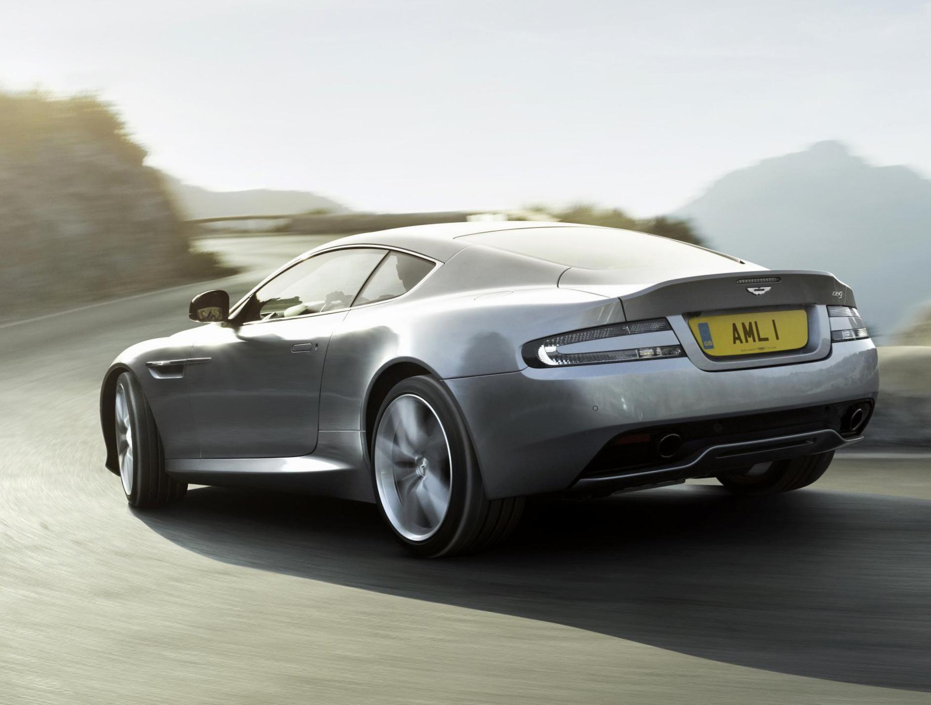 Aston Martin DB9 configuration - http://autotras.com